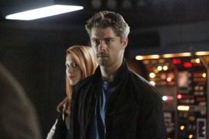 Agents of SHIELD - SOS - Alisha and Lincoln