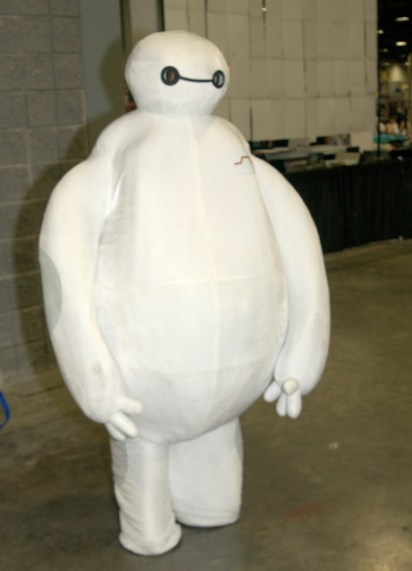 Awesome Con 2015 Day 1 cosplay - Baymax