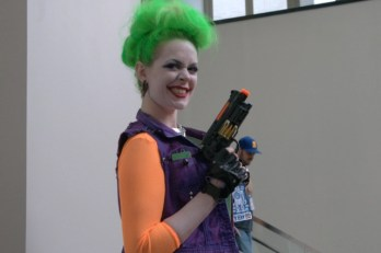 Awesome Con 2015 Day 1 cosplay -Joker2