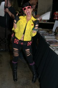 Awesome Con 2015 Day 1 cosplay -Jubilee
