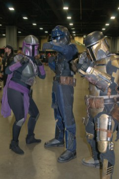 Awesome Con 2015 Day 1 cosplay -Mandalorians2