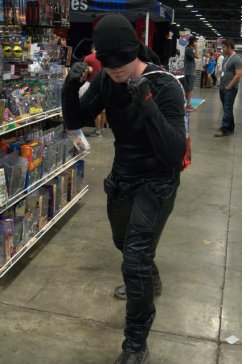 Awesome Con 2015 Day 1 cosplay - Netflix Daredevil