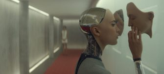 Ex Machina - Sonoya Mizuno and Alicia Vikander
