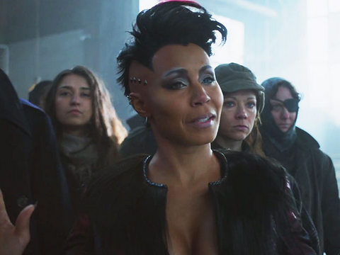 Gotham All Happy Families Are Alike - Fish Mooney