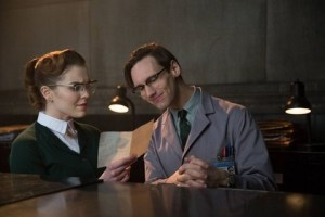 Gotham All Happy Families Are Alike -Kringle and Nygma