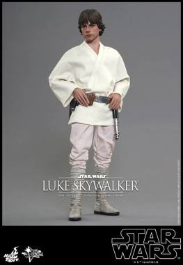 Hot Toys Star Wars Luke Skywalker - at ease