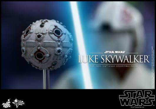Hot Toys Star Wars Luke Skywalker - training probe