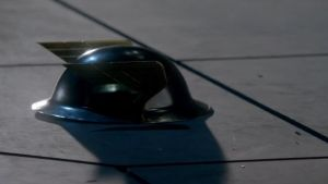 Jay Garrick helmet The Flash TV show