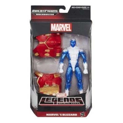 Marvel Legends Hulkbuster Wave 3 - Blizzard package