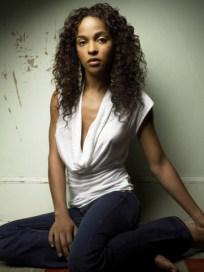 Pictured: Megalyn Echikunwoke as Isabelle Tyler