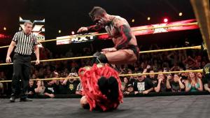 NXT Takeover Unstoppable - Finn Balor vs Tyler Breeze