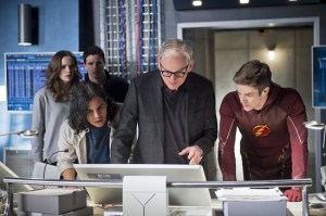 the-flash-fast-enough-Team Flash