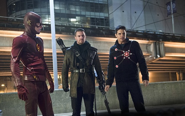 The Flash - Rogue Air - The Flash, Arrow and Firestorm