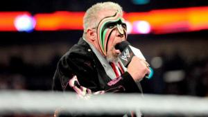 The Ultimate Warrior final RAW appearance