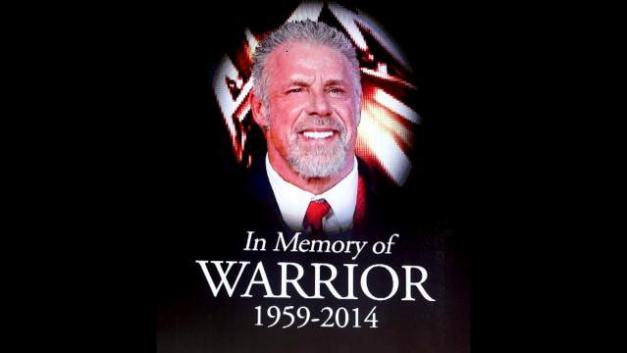 The Ultimate Warrior final RAW appearance2