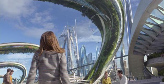 Tomorrowland - Britt Robertson as Casey