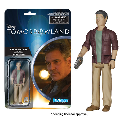 Tomorrowland figures - Frank Walker adult