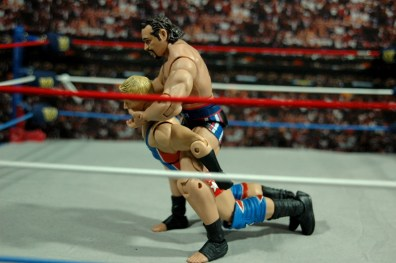 WWE Elite 34 Rusev review pics - Accolade on Swagger