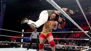 WWE Payback - Ryback vs Bray Wyatt