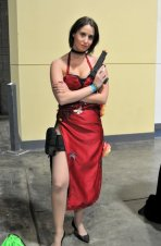 Awesome Con 2015 cosplay Day 2- Ada Wong