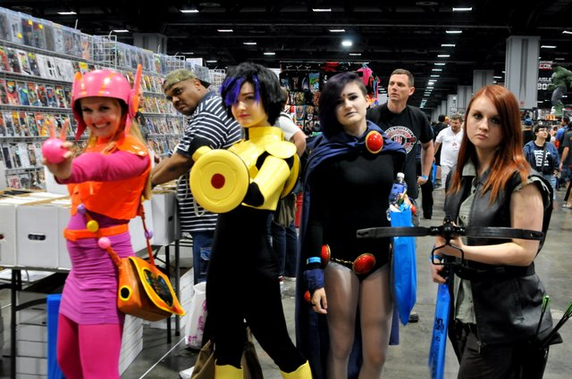 Awesome Con 2015 cosplay Day 2- Big Hero 6