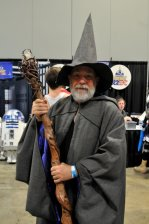 Awesome Con 2015 cosplay Day 2- Gandalf