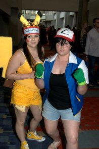 Awesome Con 2015 cosplay Saturday - Pokemon