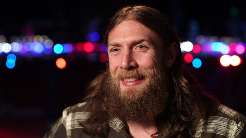 Daniel Bryan - Just Say Yes Yes Yes interview