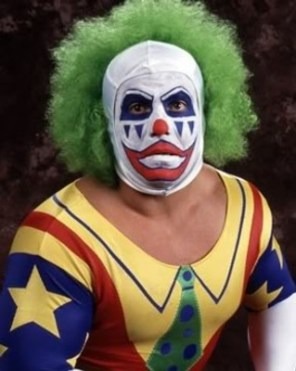 Doink the Clown real
