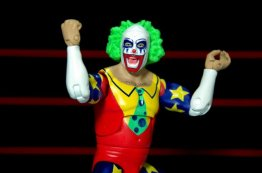 Doink the Clown WWE Mattel figure review - why so serious