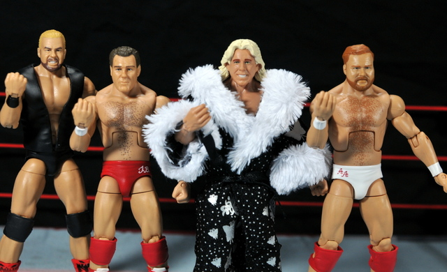 Four Horsemen figure review - main pic