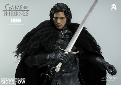 Game of Thrones Jon Snow figure -close up