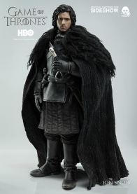 Game of Thrones Jon Snow figure - main standing pic