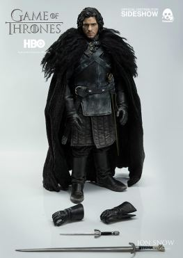 Game of Thrones Jon Snow figure - with accessories