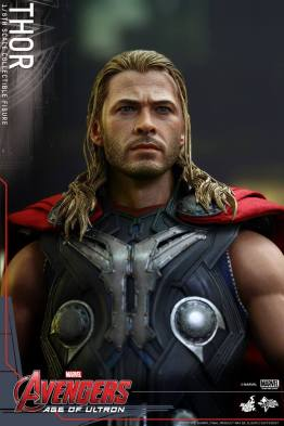 Hot Toys Thor Avengers Age of Ultron figure -head up