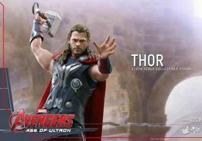 Hot Toys Thor Avengers Age of Ultron figure - main pic