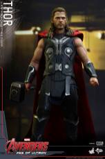 Hot Toys Thor Avengers Age of Ultron figure - standing in African boat