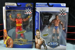 Hulk Hogan Hall of Fame figure - difference with Elite Packaging