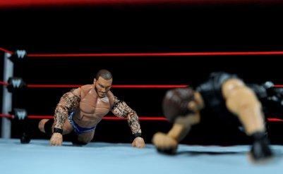 Randy Orton Mattel WWE Elite 35 - Viper ready to strike