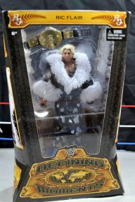 Ric Flair Defining Moments figure review - front package