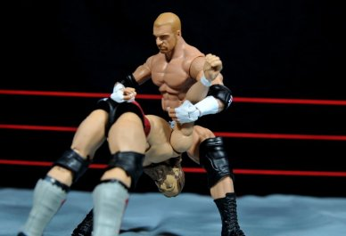 Triple H WWE Mattel Elite 35 - Pedigree