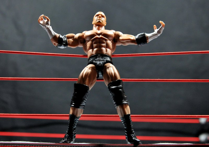 Triple H WWE Mattel Elite 35 - trademark pose