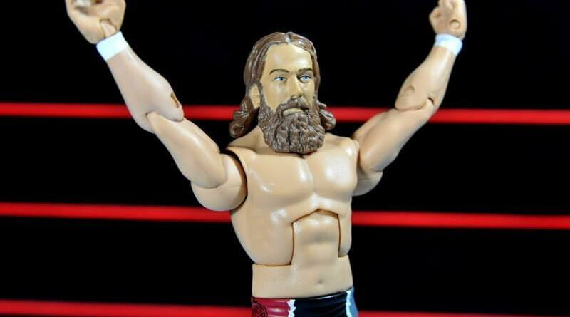 Daniel Bryan Mattel figure review - yes movement