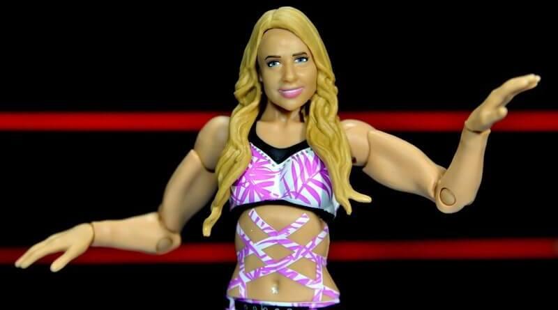 Emma WWE Mattel Basic 30 -main pic