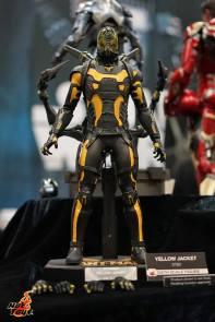 Hot Toys SDCC'15 - Yellowjacket