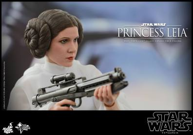 Hot Toys Star Wars Princess Leia -right side