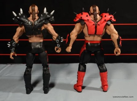 Mattel WWE Elite 30 Legion of Doom - Animal rear