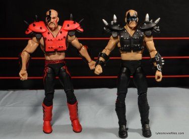 Mattel WWE Elite 30 Legion of Doom - Hawk and Road Warrior Hawk