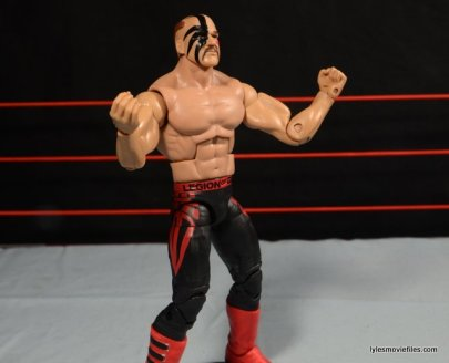 Mattel WWE Elite 30 Legion of Doom - Hawk what a rush