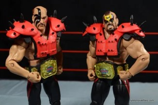 Mattel WWE Elite 30 Legion of Doom - with tag titles